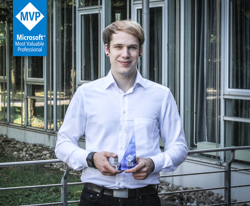 MVP Award 2018 Thömmes