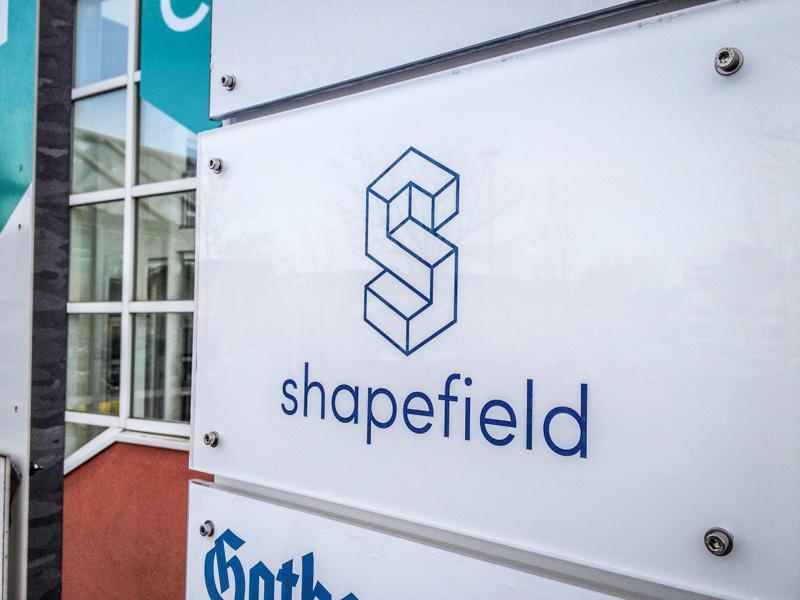Shapefield in Saarbrücken