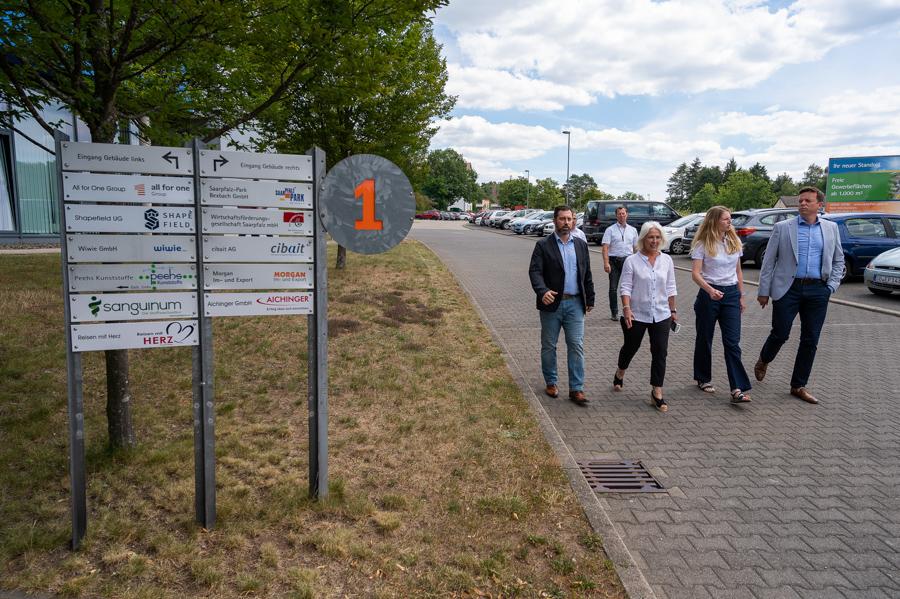 Tobias Hans Saarpfalz-Park