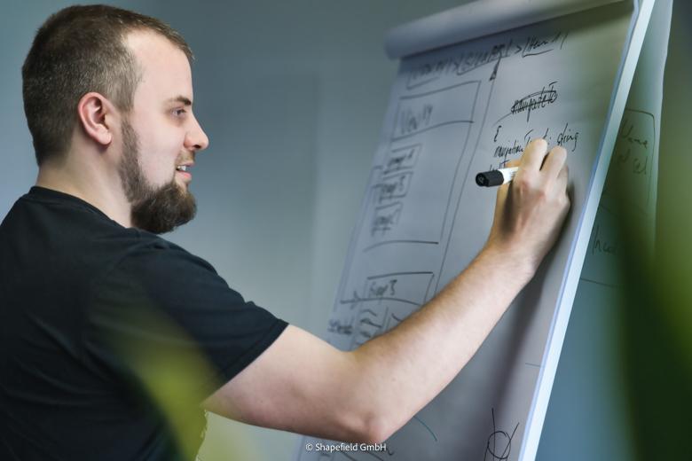 Developer Gino Clipchart